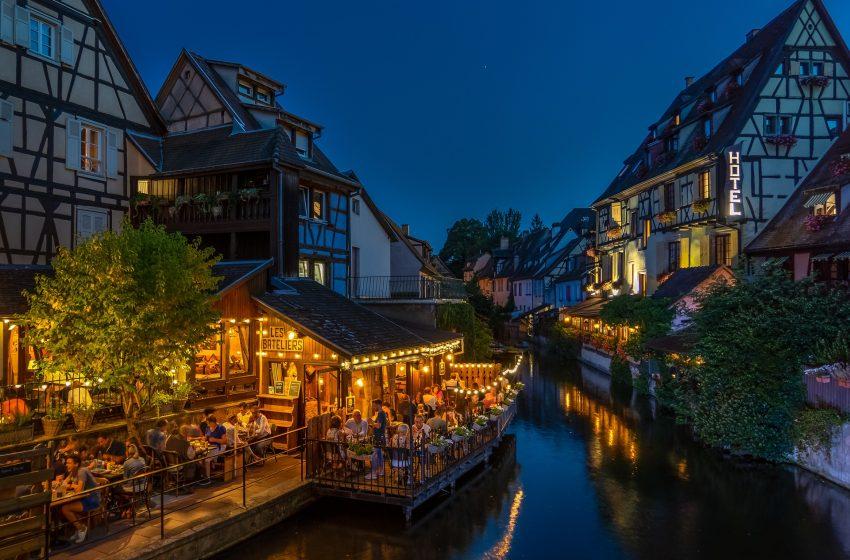 Visite virtuelle de Colmar en Alsace