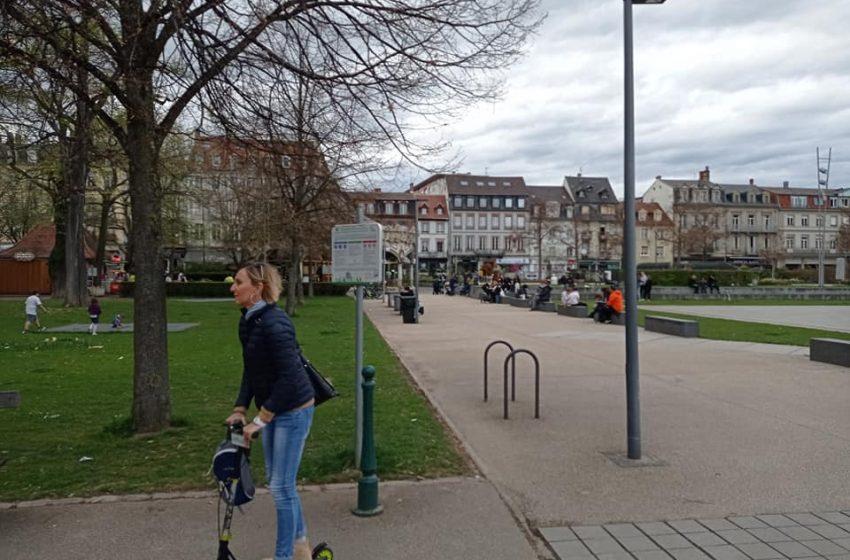 Place Rapp à Colmar – Photos
