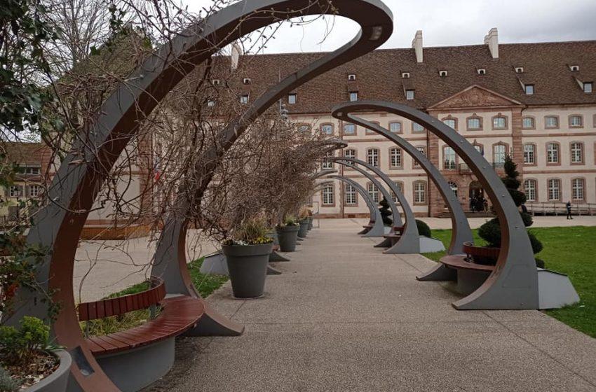 Place du 2-Février à Colmar