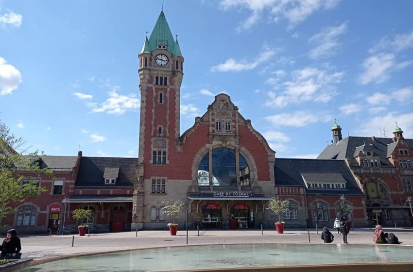 Gare de Colmar – Photos