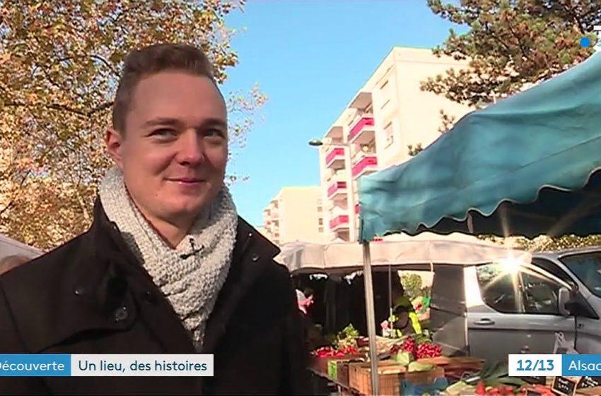 Marché de Colmar – Reportage