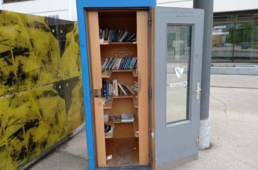 [Pétition] Boîte à livres à Colmar