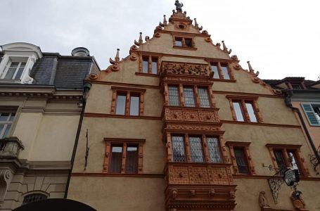 Maison des Têtes à Colmar – Photos