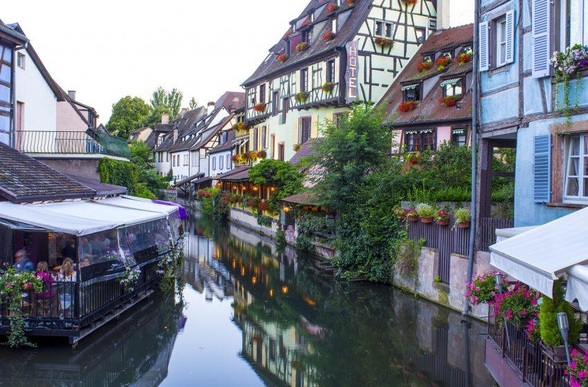 Colmar est la ville la plus sèche de France
