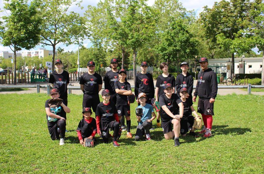 ❤「Week-end Baseball」à Colmar
