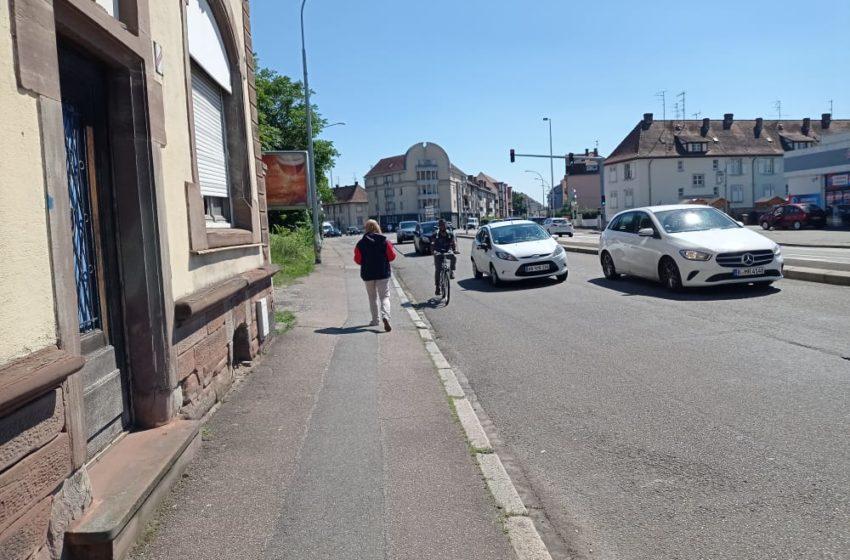 Sondage : Faut-il une piste cyclable entre Colmar et Houssen ?