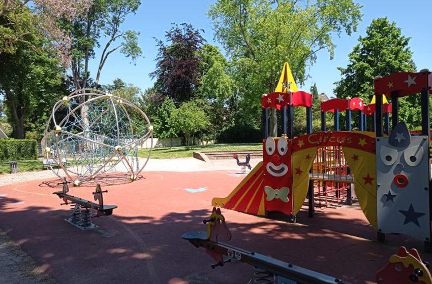 Parc Méquillet à Colmar – Photos