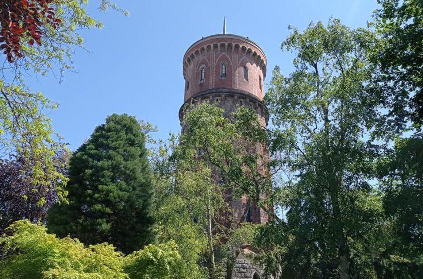 Parc du Château d'eau à Colmar