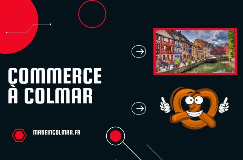 Ouvrir – Gérer – reprendre un commerce à Colmar [Alsace]