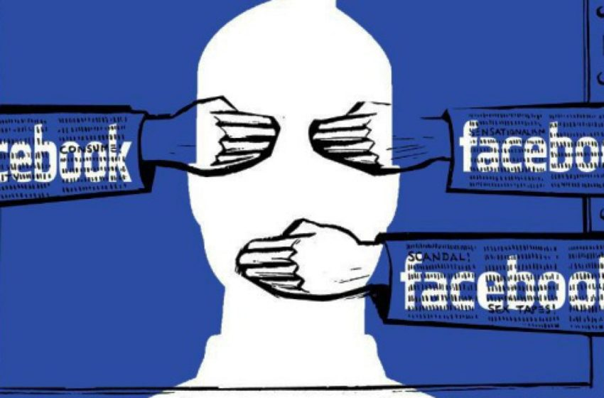 Facebook et la censure des groupes Anti Pass Sanitaire