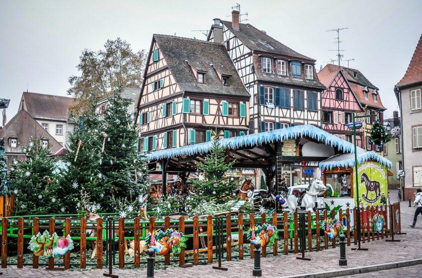 Zoom sur les marchés de Noël de Colmar