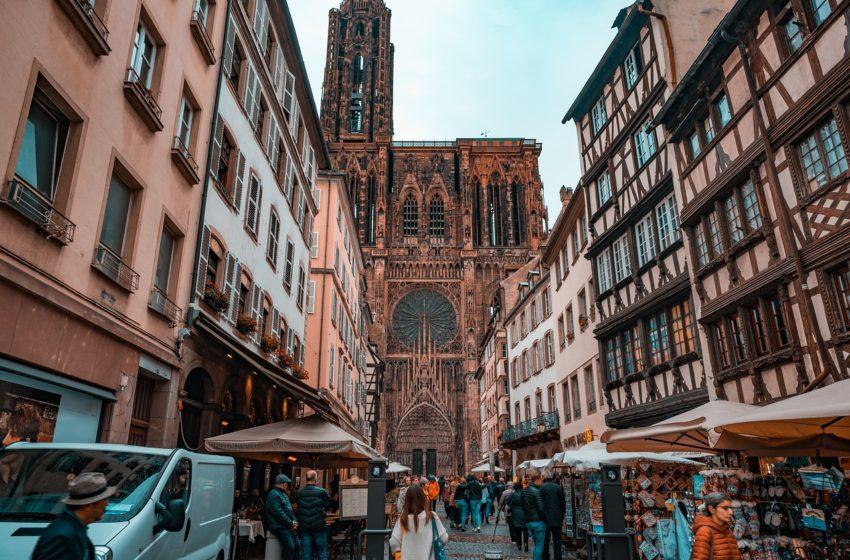 Conseils pour visiter la Cathédrale de Strasbourg [photos]